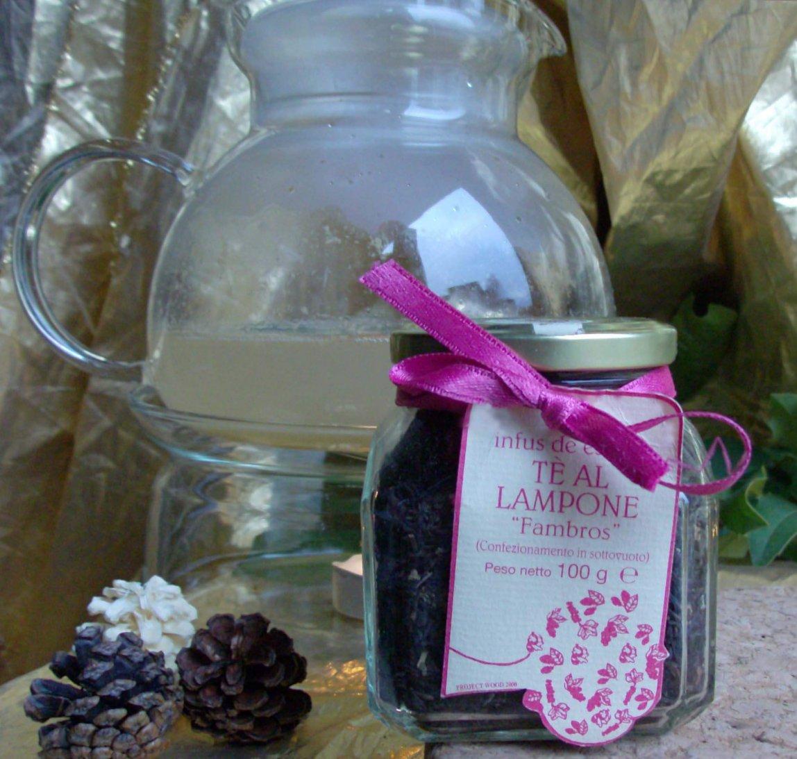 TE' & LAMPONE 6.00€...Ottimo caldo e freddo, dal sapore aromotico ed intenso; bevande fantasia...Golosità naturale