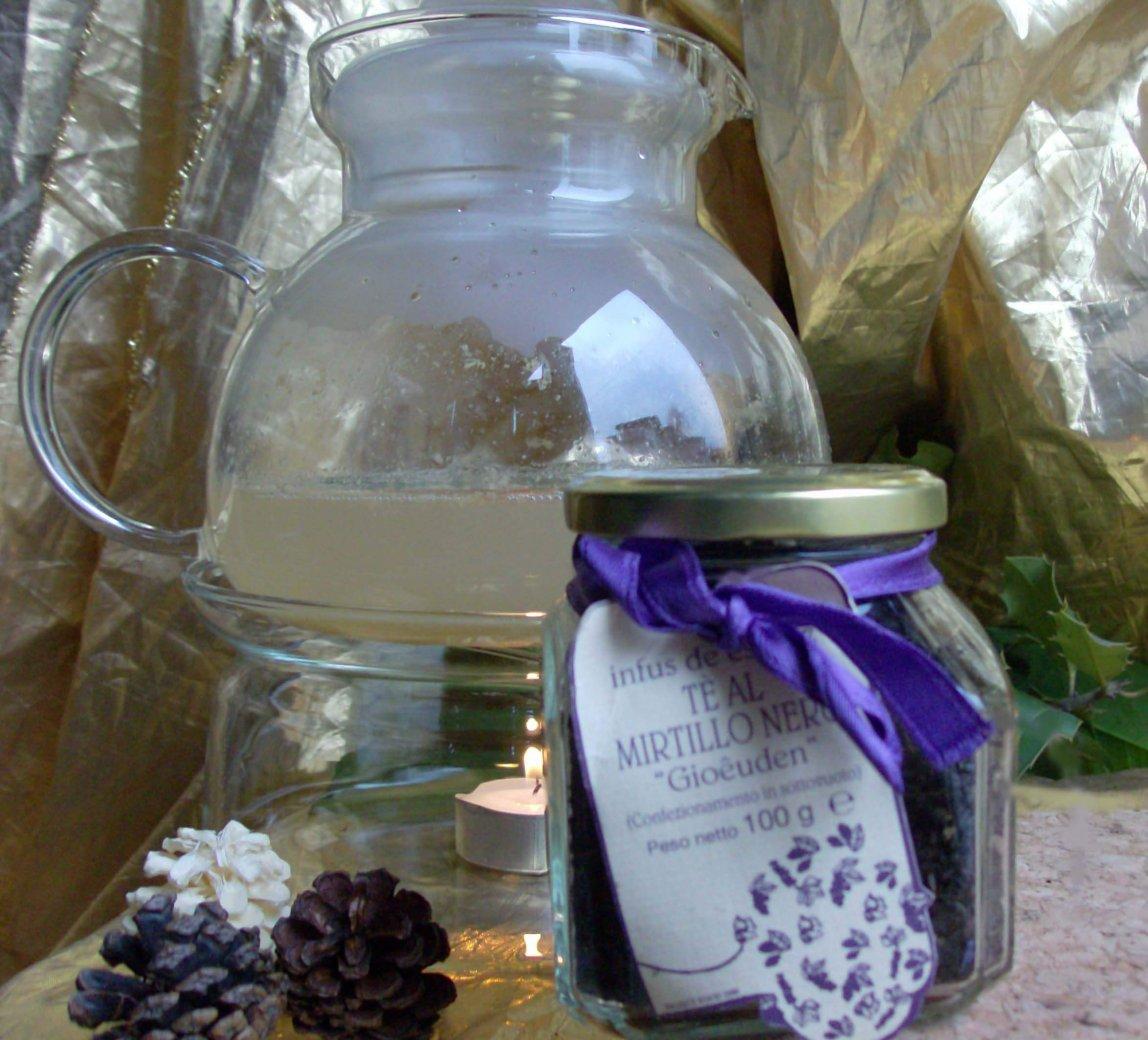 TE' & MIRTILLO NERO 6.00€...Ottimo caldo e freddo, dal sapore aromotico ed intenso; bevande fantasia...Golosità naturale a basso contenuto di teina
